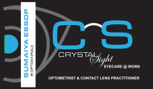 Crystal Sight logo