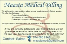 Maasta Medical Billing logo