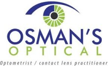 Osmans Optical Elgin mall logo