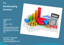 T's Bookkeeping Services logo