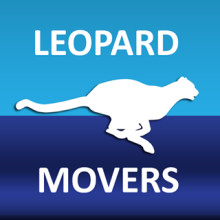 Leopard Movers logo
